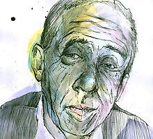My Grandpa Bora by Ognjen Stevanović