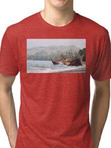 Traditional genius Tri-blend T-Shirt