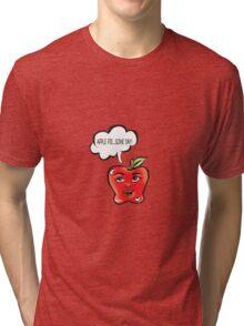 Apple Pie~(C)2010 Tri-blend T-Shirt