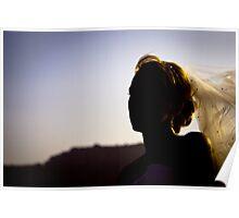 Helenic Bride Poster