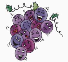 Grapes~(C) 2010 by Lisa Michelle Garrett