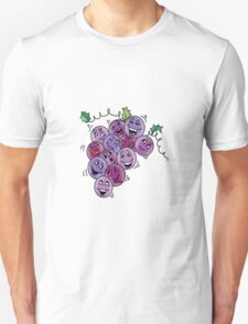 Grapes~(C) 2010 T-Shirt