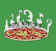 Pizza Pie~ by Lisa Michelle Garrett