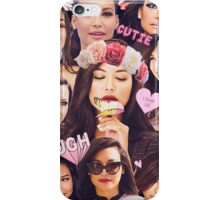 naya rivera case iPhone Case/Skin