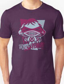 Nerd Mascot Stencil T-Shirt