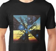 Sky and Earth Collide Unisex T-Shirt