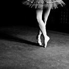 Ballerina by Peter Denness