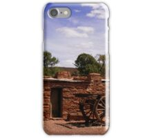 Australian Outback Building iPhone Case/Skin
