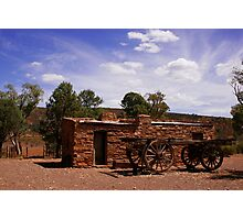 Australian Outback Building Photographic Print