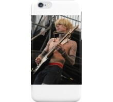 Christofer Drew of Never Shout Never  iPhone Case/Skin