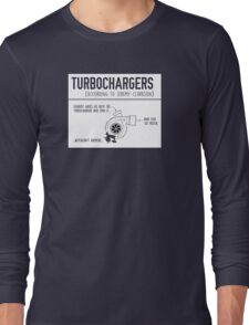 How Turbochargers work, By Jeremy Clarkson T-Shirt