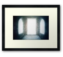 """Choose"" Framed Print"