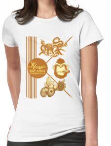 Klassic: PeeChee  Womens Fitted T-Shirt