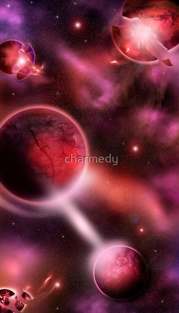 Out of this Galaxy by charmedy