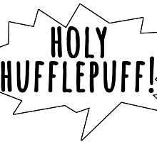 Holy Hufflepuff by kasia793