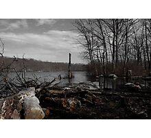 Desolate Photographic Print