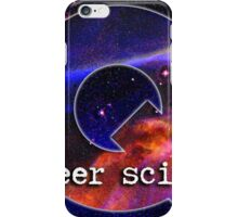 Queer Sci Fi Logo iPhone Case/Skin