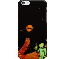 Goofy Astronut! iPhone Case/Skin