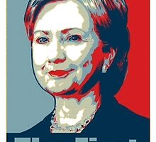 Hillary - The First by ClassyThreads