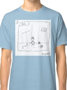 A look into Ted's life before he was held captive Classic T-Shirt