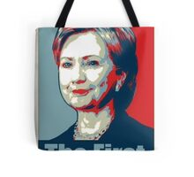Hillary - The First Tote Bag