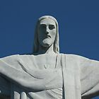 Christ the Redeemer by Todd Aitken