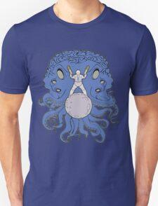 Space Squid Showdown T-Shirt