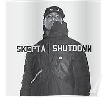 Skepta Shutdown Tee | 2015 Poster