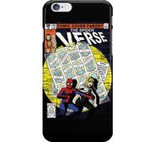 Days of Spider-Verse iPhone Case/Skin