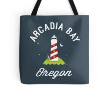 Pricefield Under a Lighthouse Tote Bag