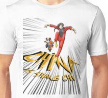 Heroic China Unisex T-Shirt