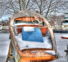 Bowler or Boater? by Kim McClain Gregal