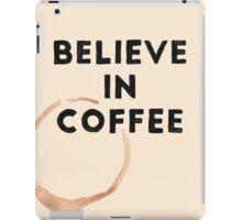 Religious Coffee iPad Case/Skin