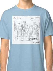 The city is not as Ted remembers Classic T-Shirt