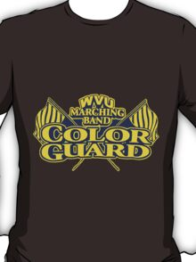 WVU Mountaineers - Color Guard T-Shirt