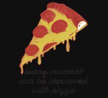 Pizza Heaven Baby Tee