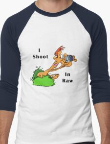 I Shoot In Raw T-Shirt