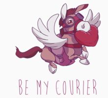 Courier of love dota 2 by designerRealm