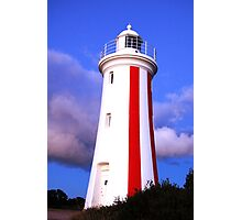 Majestic- Lighthouse Mersey Bluff Photographic Print