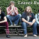 Leaves Russell on a Bench by Benjamin Kaufman