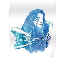 Dota 2 Crystal Maiden Poster