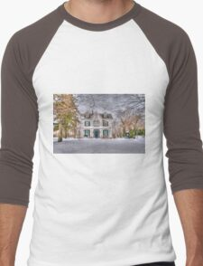 Carriage and House Men's Baseball ¾ T-Shirt
