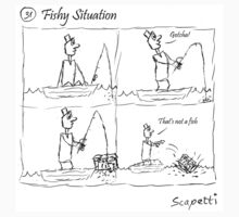 Fishy Situation by Scapetti