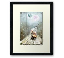 Absence of Fear  Framed Print