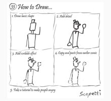 How to Draw… by Scapetti