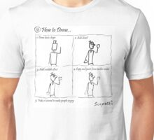 How to Draw… Unisex T-Shirt