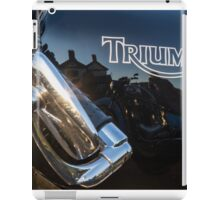 Reflections of the past........ iPad Case/Skin