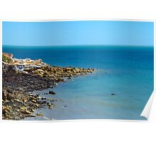 A Nightcliff sea view Poster