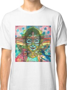 She Thought She Was Small and Trapped, But She Was Not Classic T-Shirt