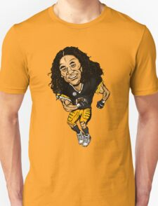Troy Polamalu T-Shirt
